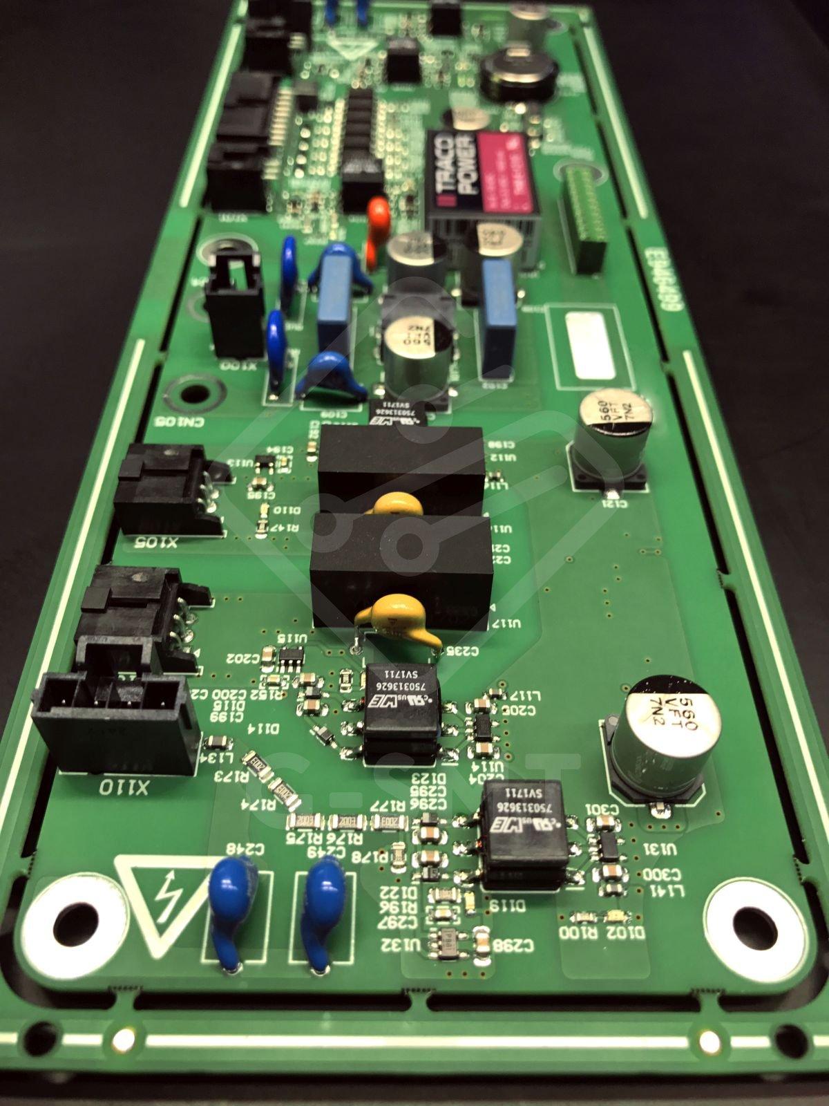 G Smt Surface Mount Technology Printed Circuit Board Assemblies Pcba Thru Hole Bga Etc Prototype Manufacturing